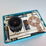Xiaomi Yiの簡単レンズ調整方法